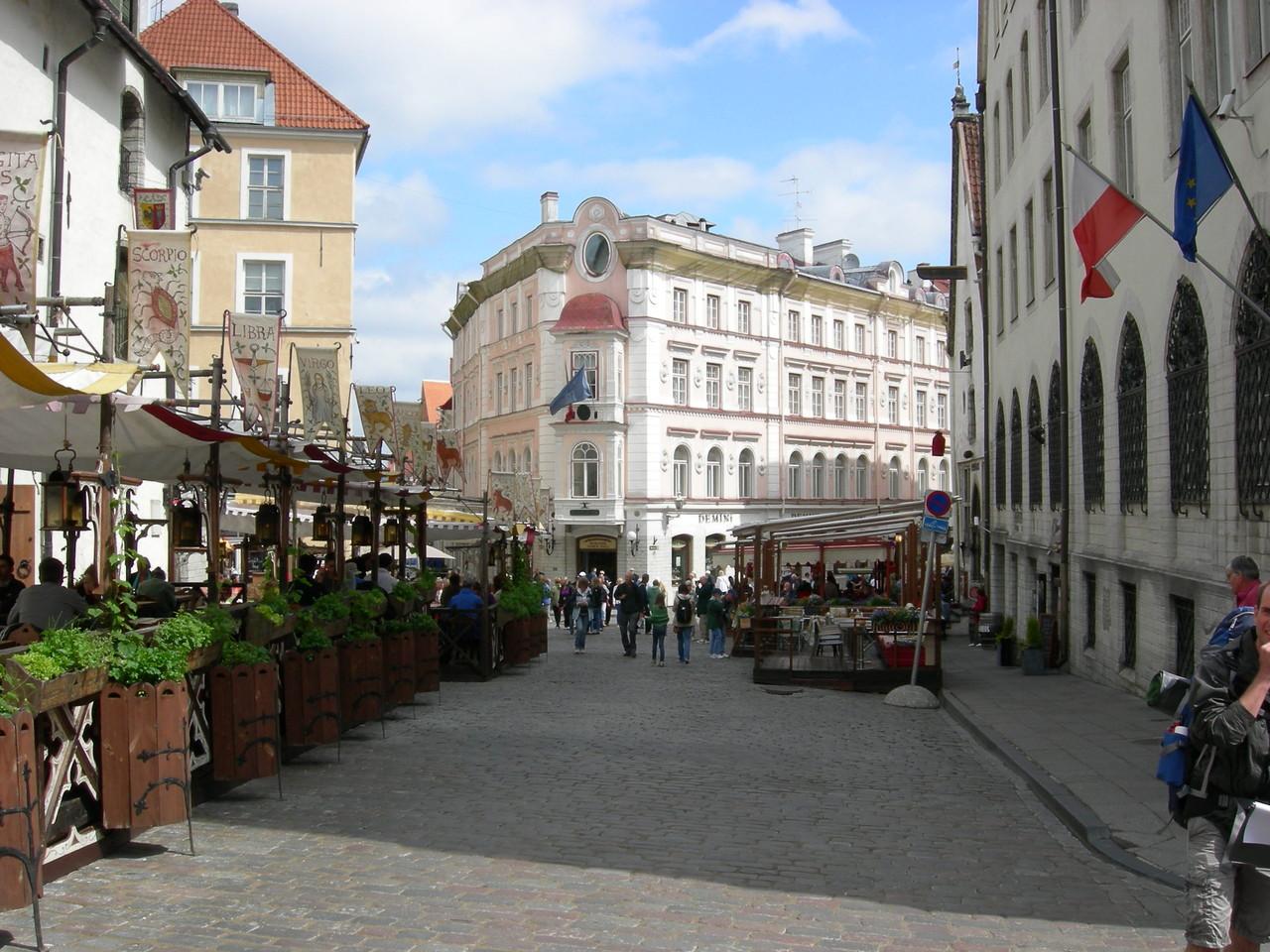 ab in die Altstadt