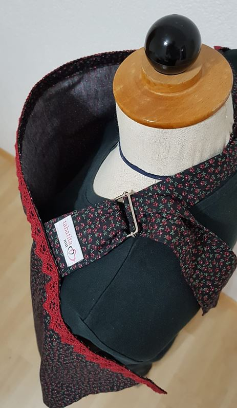 mit Sichtbogen / mit Taschenfach