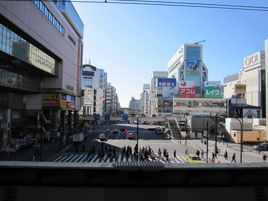 墨田区・錦糸町駅