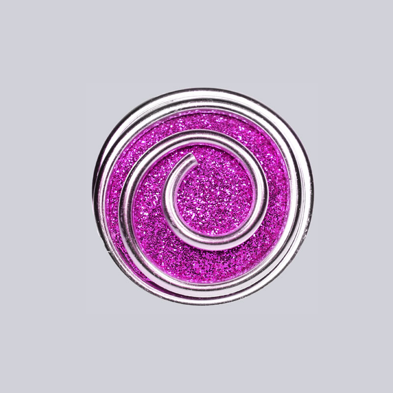 Wunderschöner, glänzender Lagenlook-Ring. Extravaganter Modeschmuck designed by My-Levanjo.