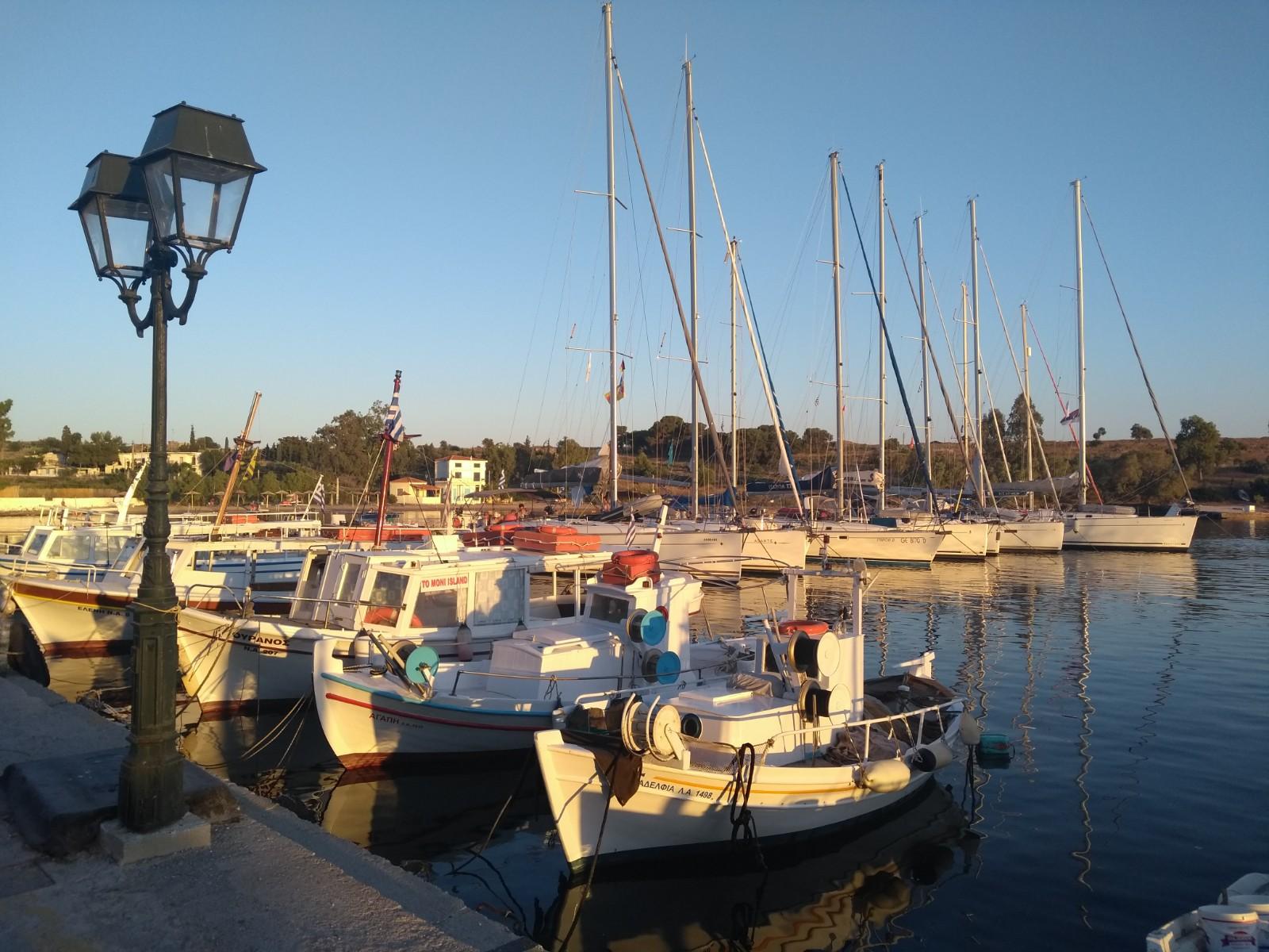 Perdika auf Aegina