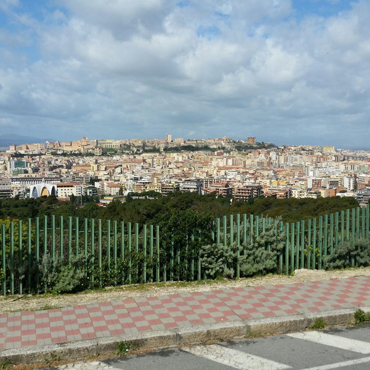 Cagliari, Sardinien