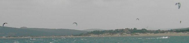 Bucht von Porto Liscia (Sardinien)