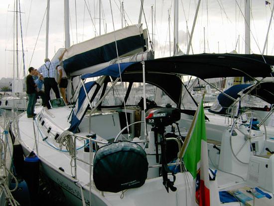 """Unser Schiff, die """"Josefina"""""""