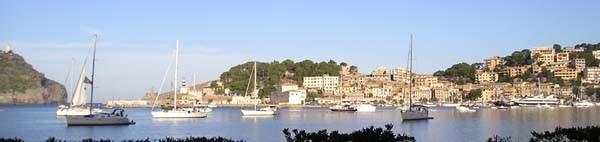 Porto Soller, Westküste Mallorca