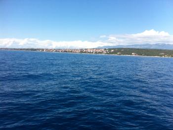 Novalja, Insel Pag