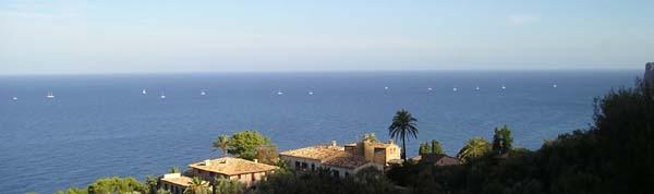 Mallorca, Westküste