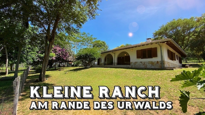 Kleine Ranch am Rande des Urwalds #183