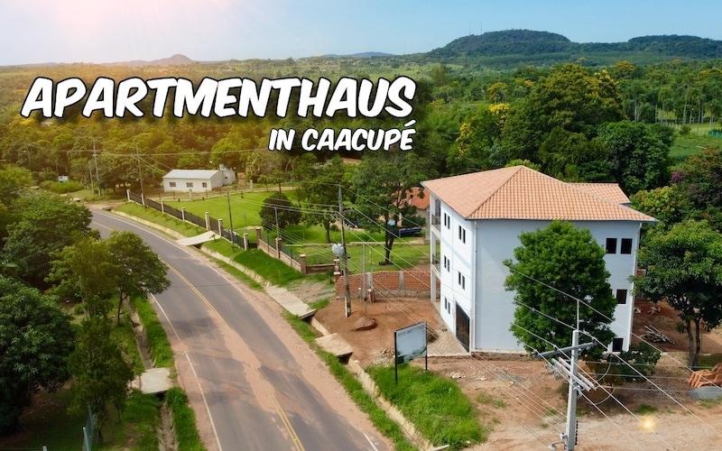 Apartmenthaus in Caacupé #214
