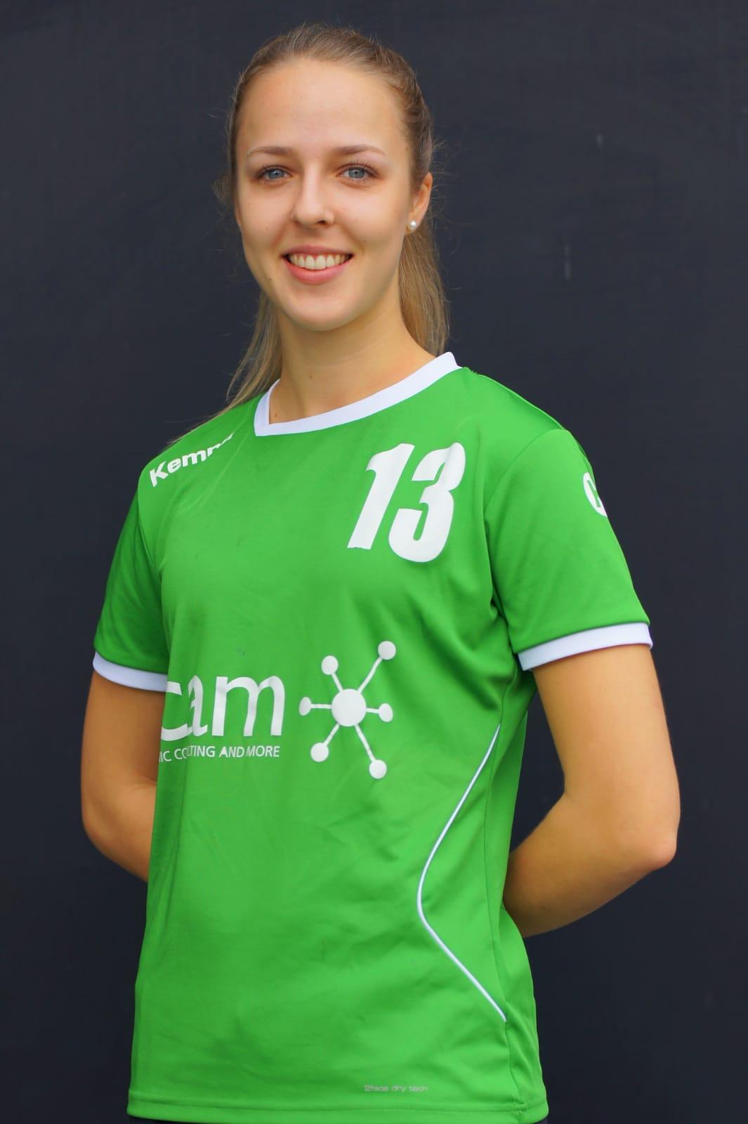 #13 Melanie Lander