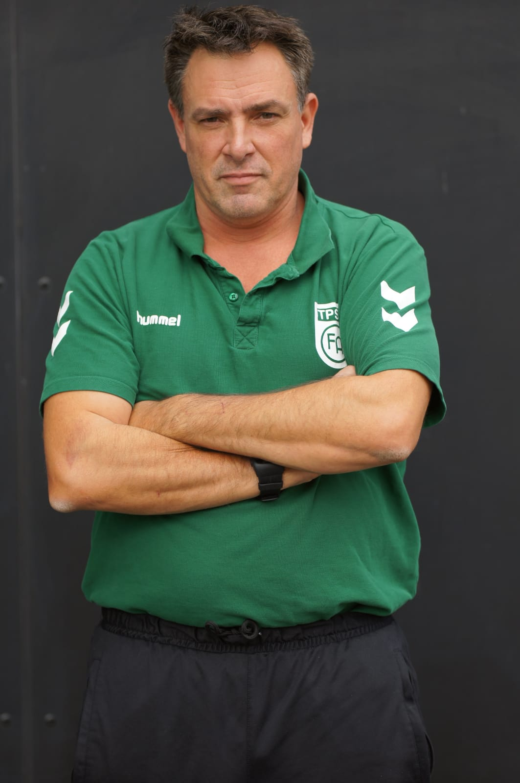 Trainer Michael Marcus Hick