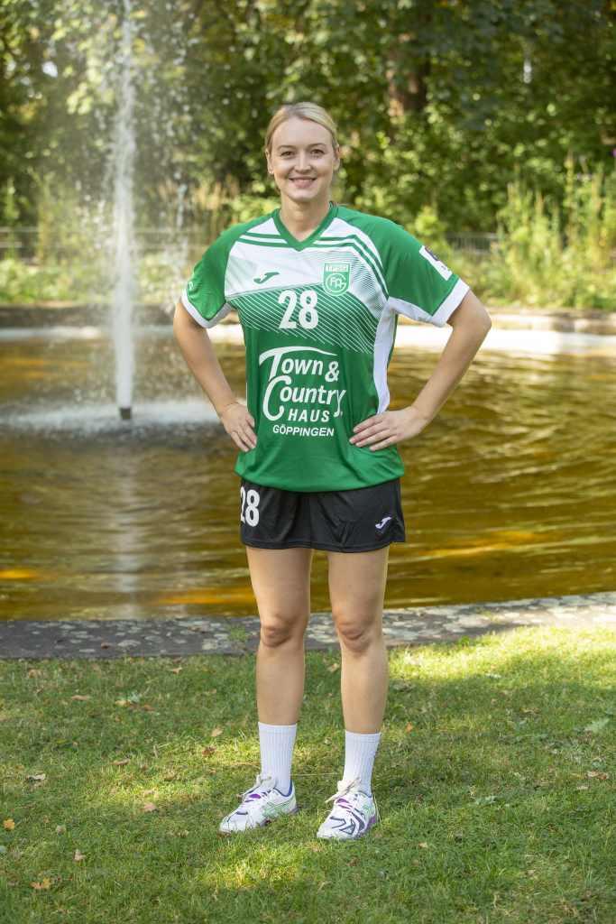 #28 Alexandra Sviridenko