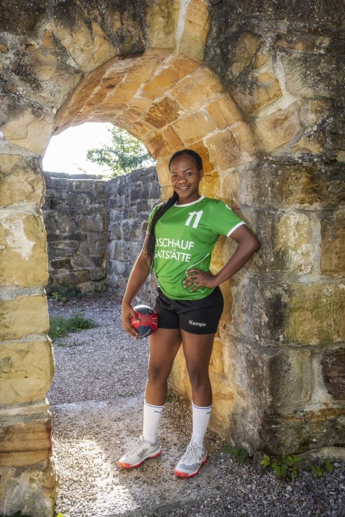 #11 Scholastique Larissa Mfomo Bikah