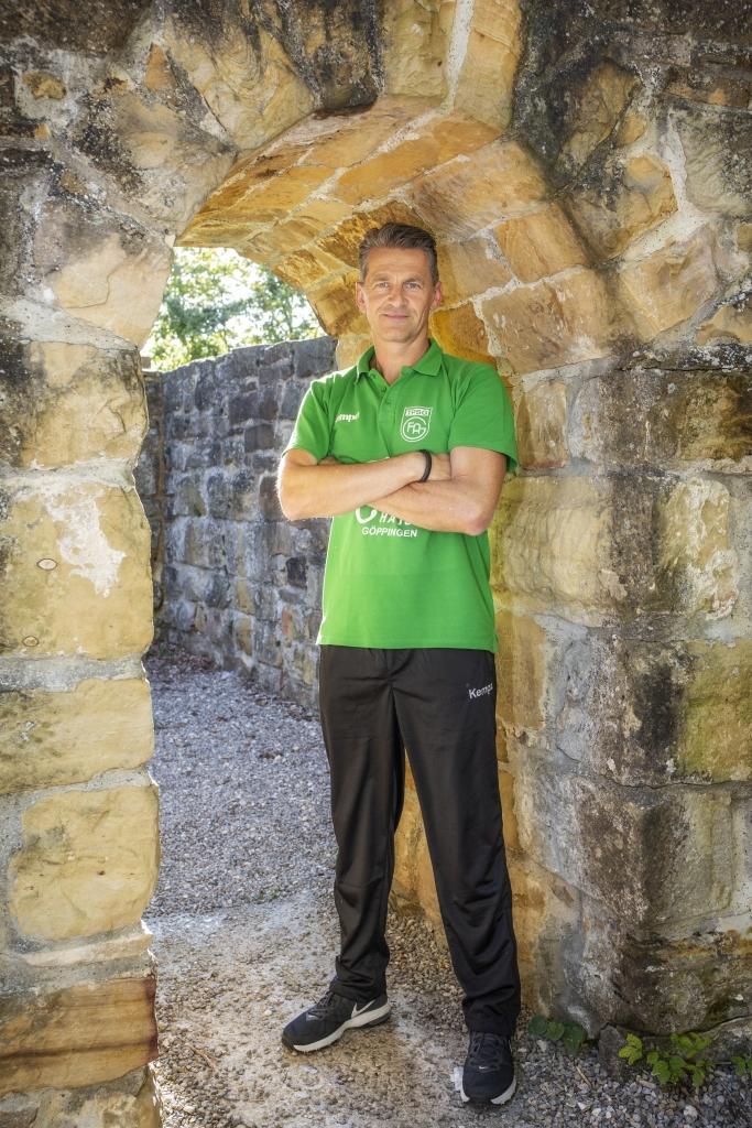 Trainer Harald Beilschmied