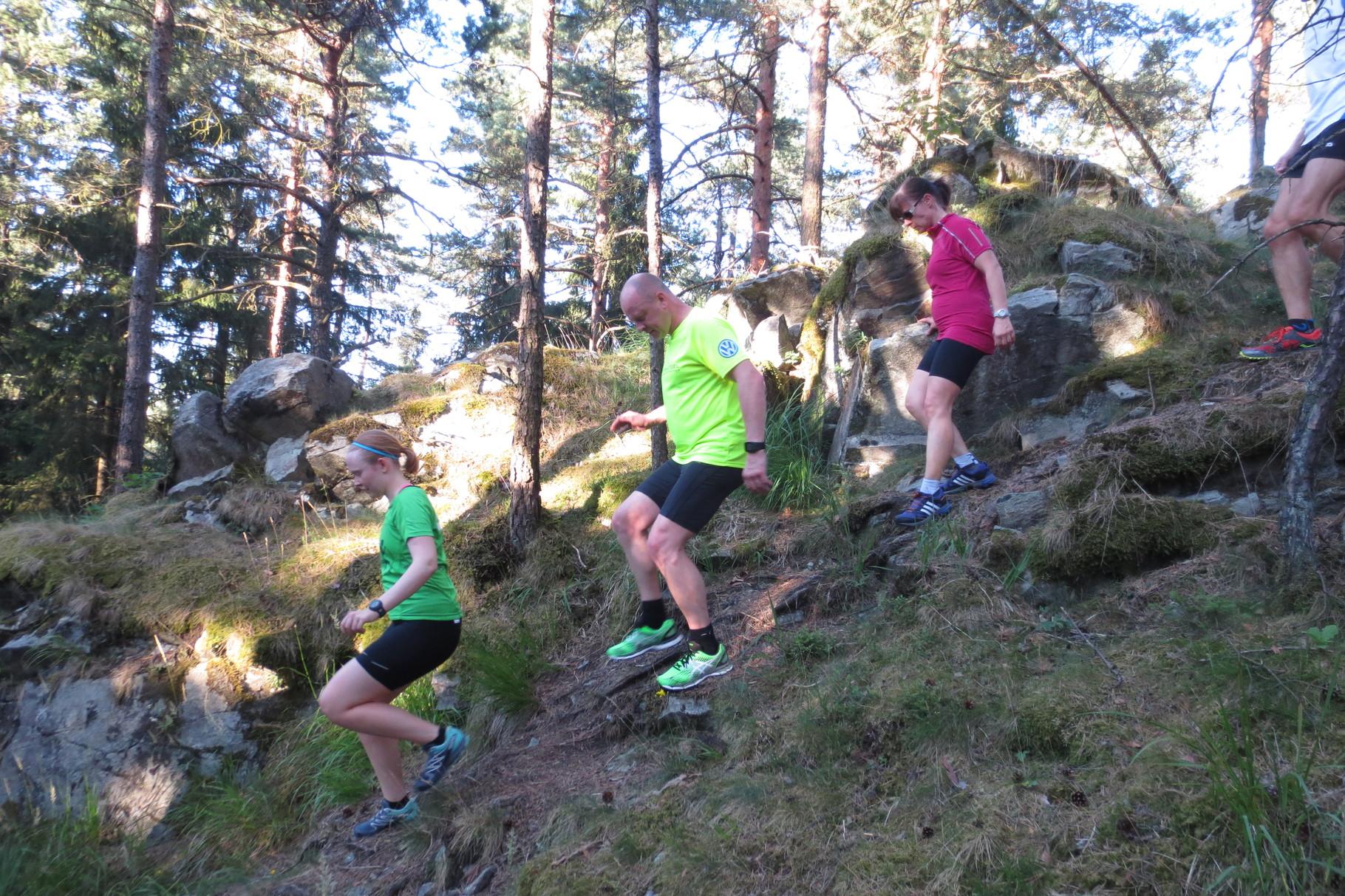 """Kupferberg: Peterlesstein hinunter ist eine """"Bergab-Trail-Herausforderung"""""""