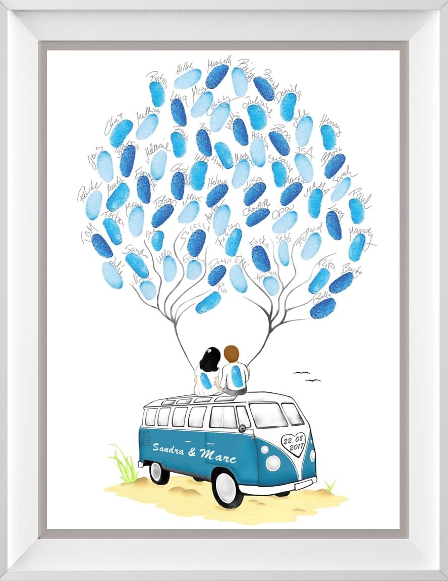 fingerabdruck baum weddingtree fingerabdruckbaum. Black Bedroom Furniture Sets. Home Design Ideas