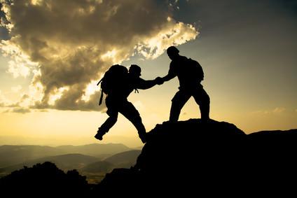 Lösungsorientiertes Coaching hilft Ihnen zum Ziel zu kommen
