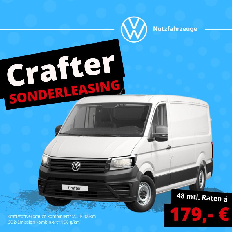 "Crafter ""EcoProfi"" Sonderleasing"