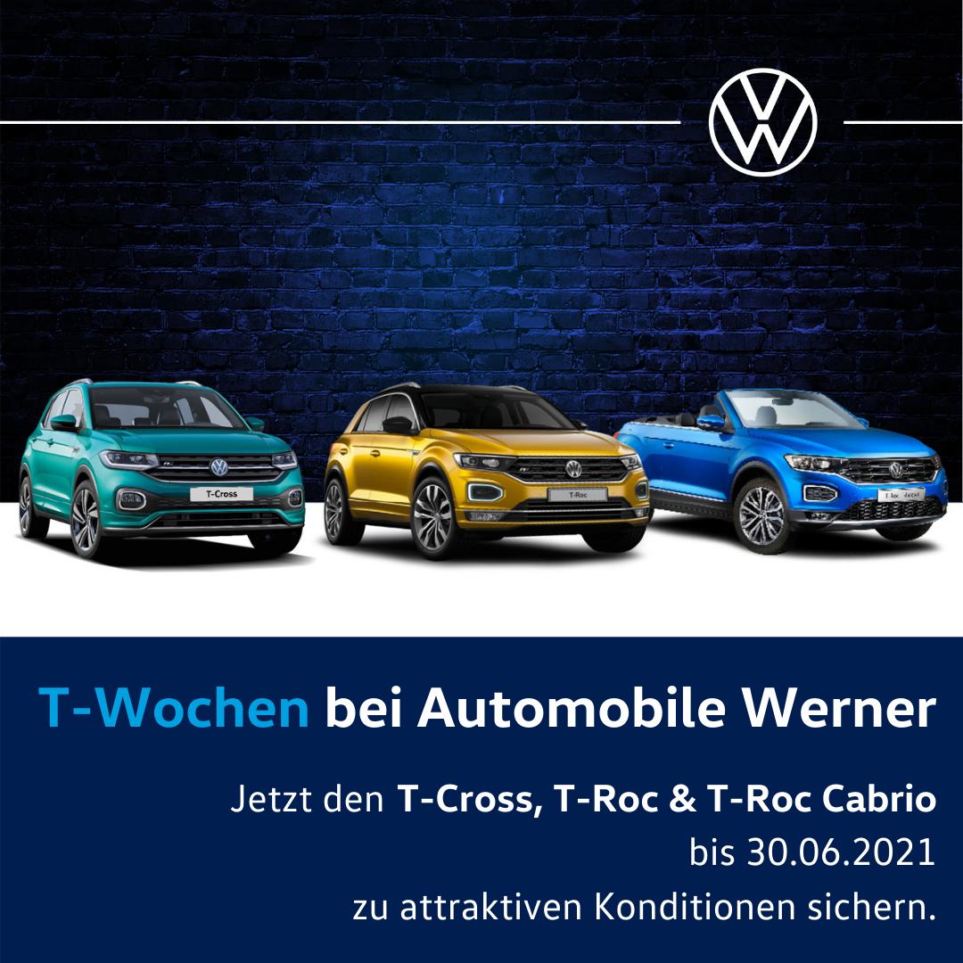 T-Wochen bei Automobile Werner