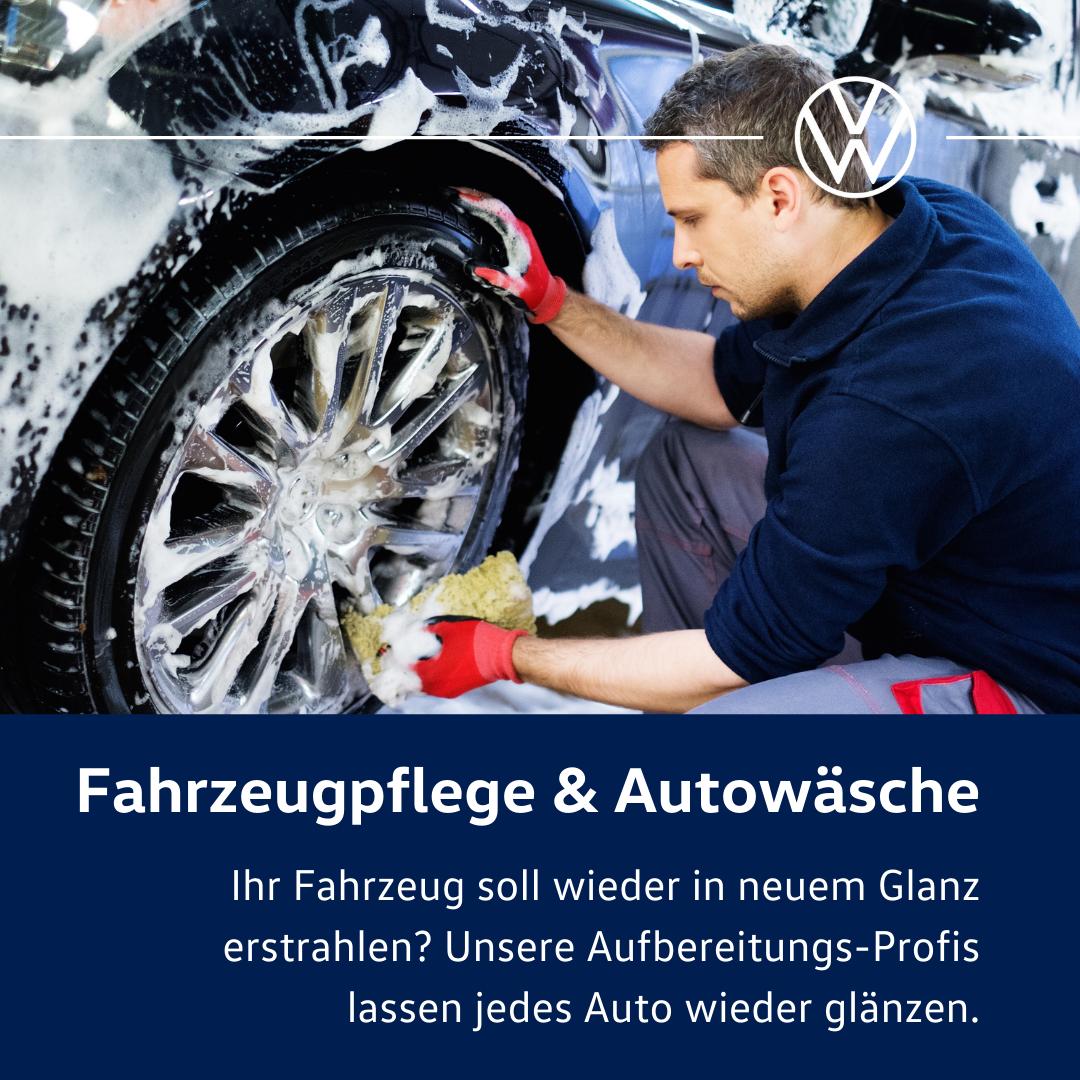 Fahrzeugaufbereitung & Autowäsche