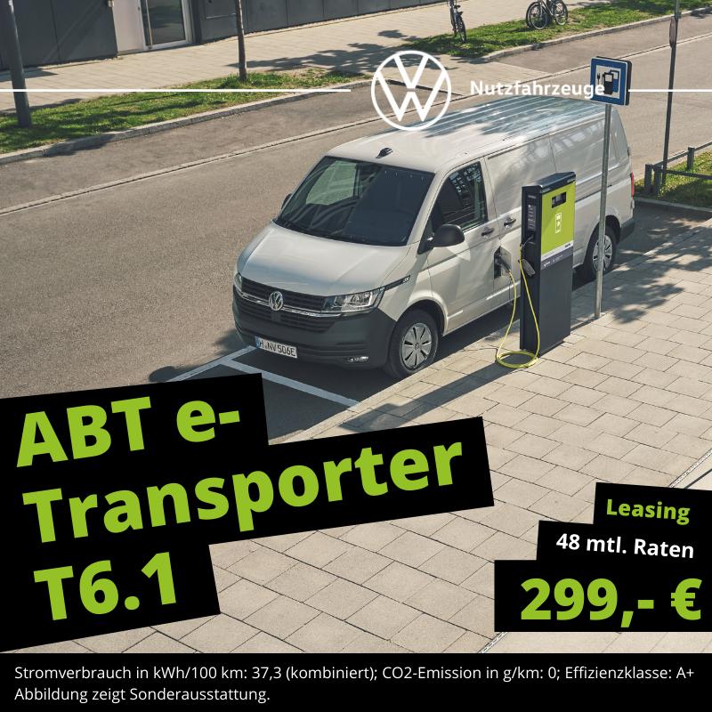 Leasingknaller für ABTe Transporter