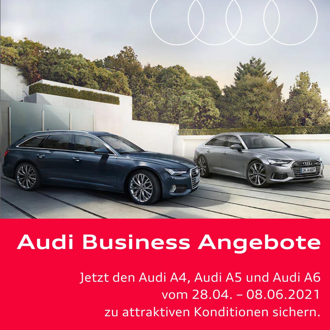Audi Business Angebote