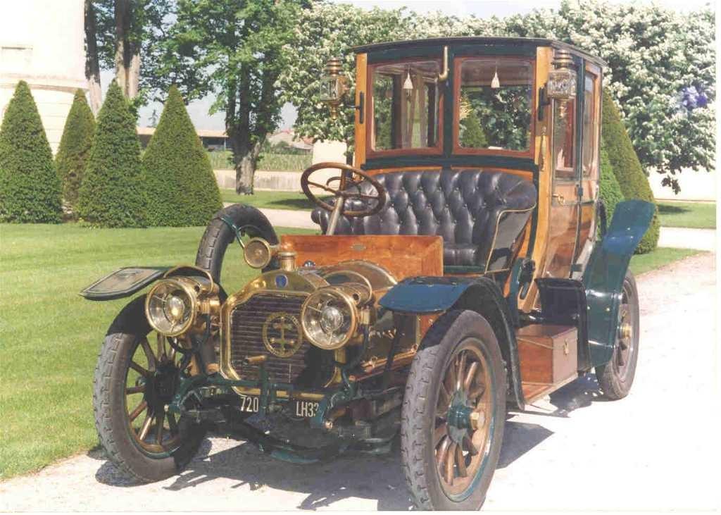 Lorraine-Dietrich 1907