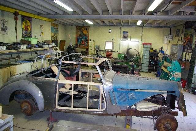 Carrosserie Talbot T26