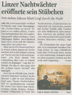 OÖ Nachrichten - Dienstag, 22. April 2014