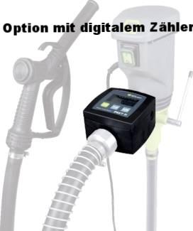 Option mit digitalem Zähler