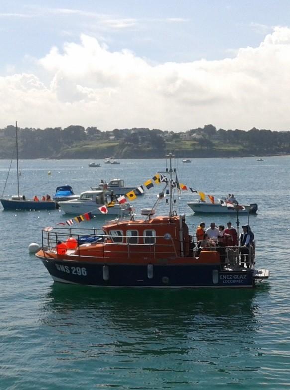 Pardon de la mer - Locquirec - 20/07/2014