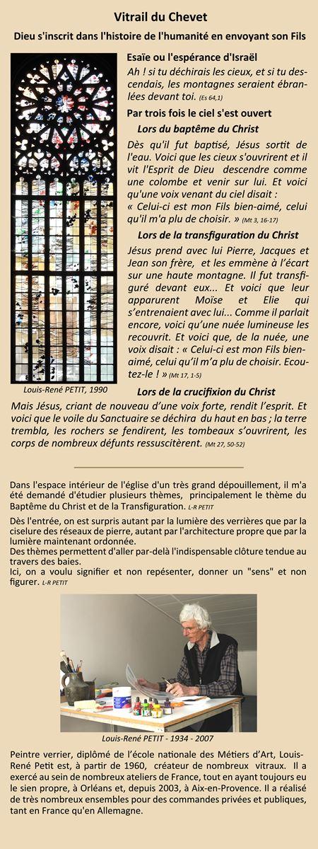 Le Baptême du Christ (texte)