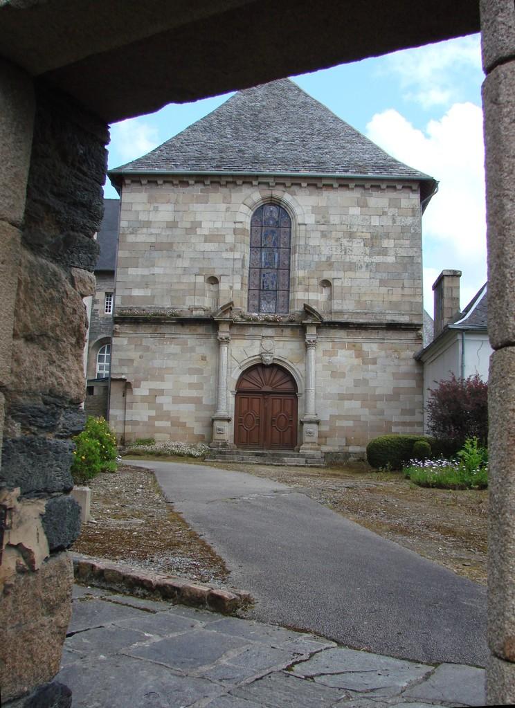 La Chapelle des Ursulines et son parvis