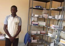 Le pharmacien d'Elkoulkoala
