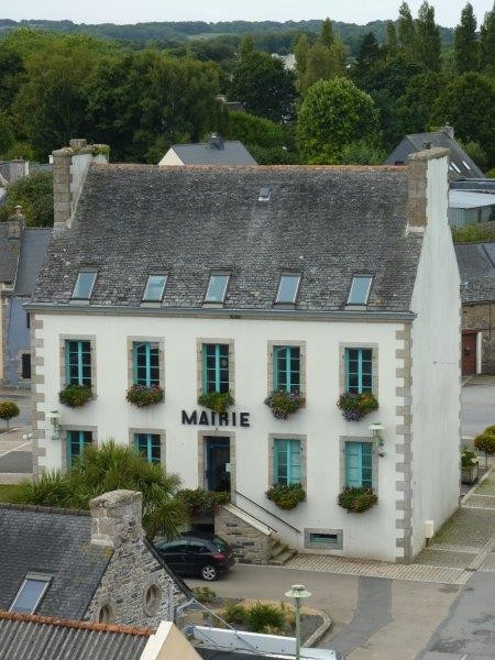Vue du clocher (1)