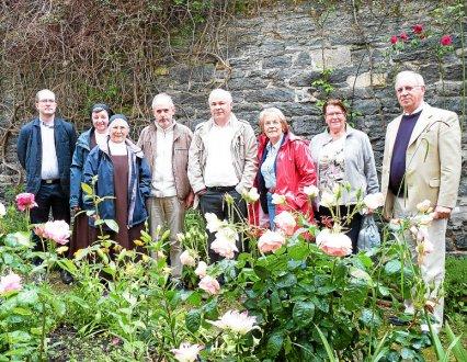 Du 1e r juillet au 31 août, le jardin du Carmel de Morlaix sera accessible au public.