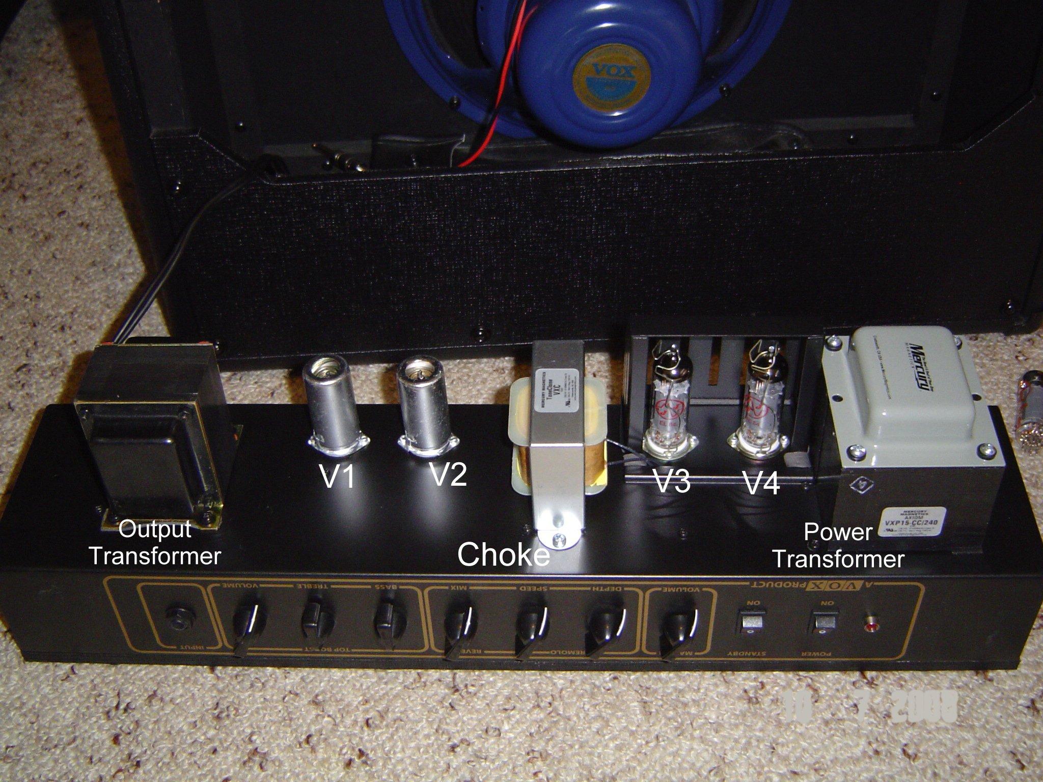 VOX AC15 CC1