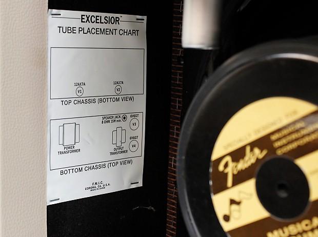 excelsior Fender