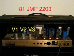 JCM 800 JMP 2203 Plexi
