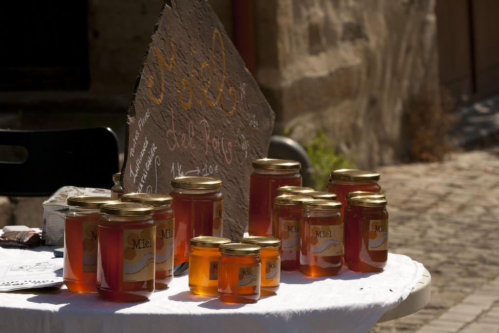 le miel de pays