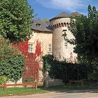 Château des Ondes - Salles la Source