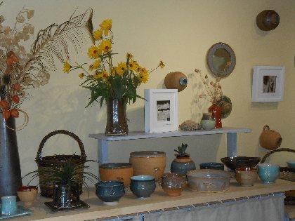 atelier de poterie Al Terre à Valady