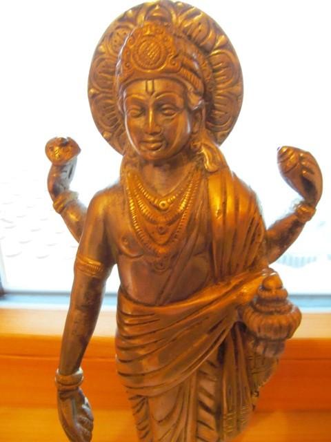 Gott der Ayurvedischen Medizin