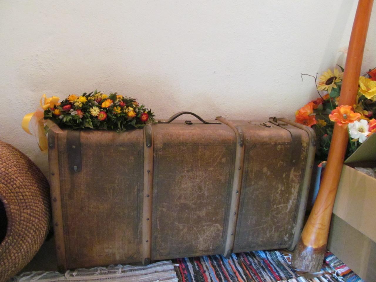 ...der Koffer eines Zauberers...??!!