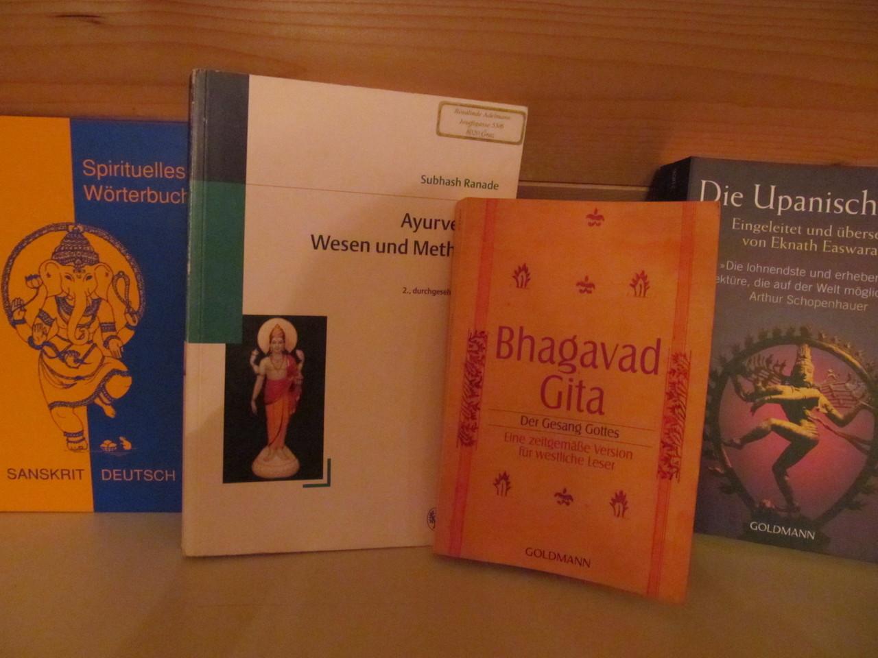 Sanskrit - Spirituelles Wörterbuch, Ayurveda - Wesen und Methodik