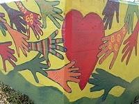 Hände auf Herz, Elfen und Feen