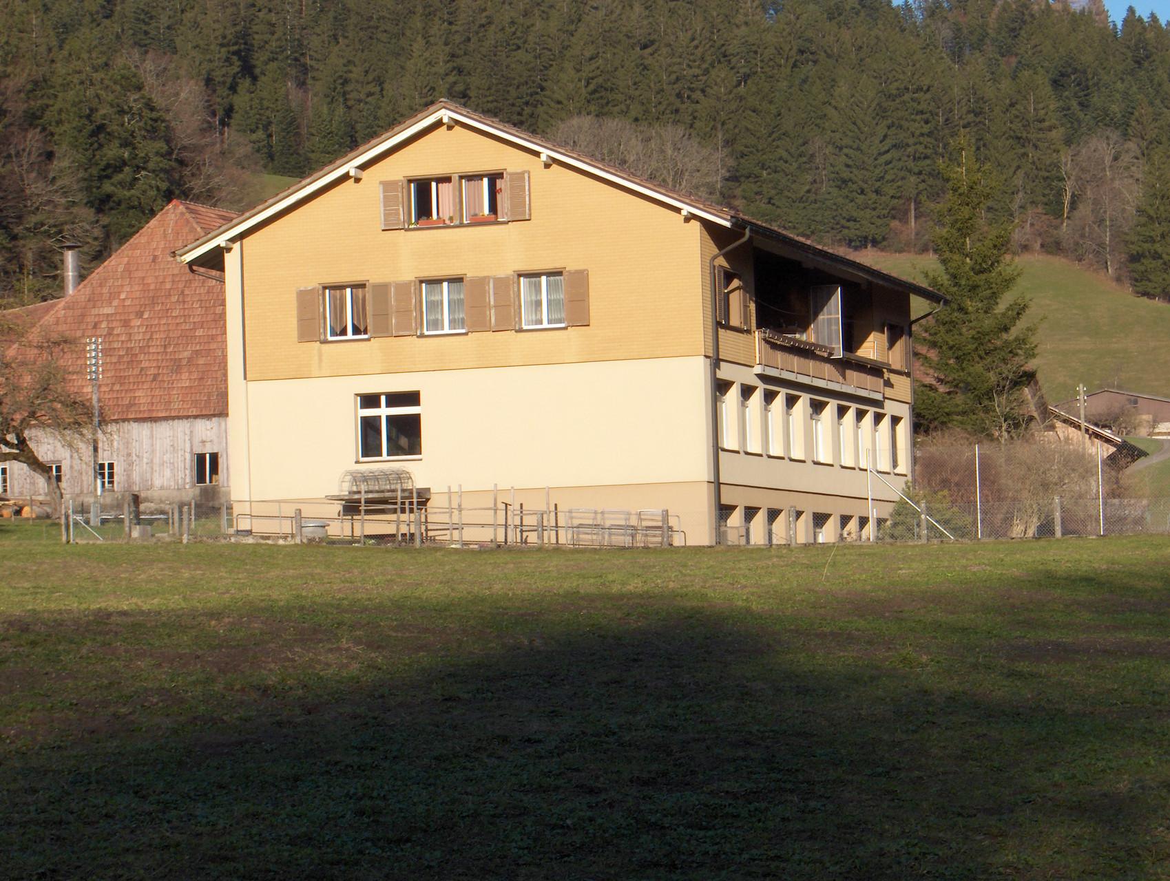 Schulhaus Fritzenhaus