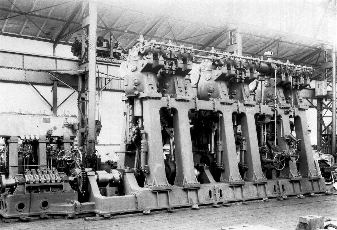 Schiffsmaschinen (156) - hochhaus-schiffsbetriebs Webseite!