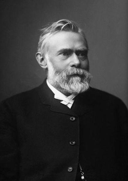 Abbildung 2: Ludwig Nobel (Quelle Wikipedia, unbekannter Fotograf)