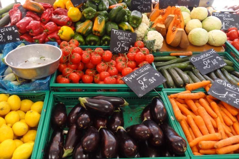 Провансальские овощи